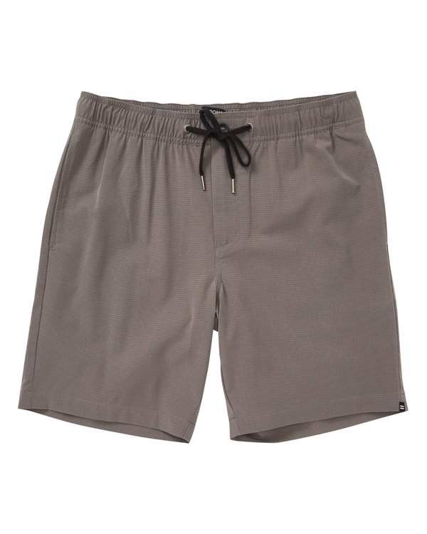0 Surftrek Perf Elastic Shorts Grey M219TBSP Billabong