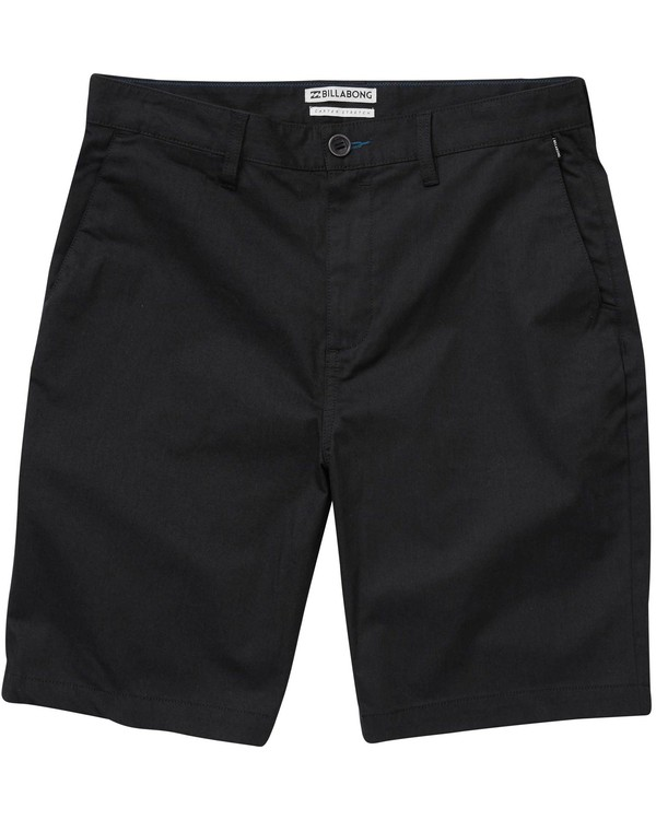 0 Carter Shorts Black M230NBCA Billabong