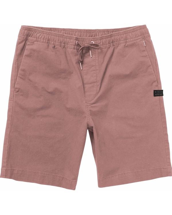 0 Larry Layback Shorts  M235NBLA Billabong