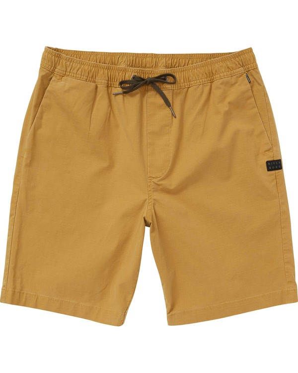0 Larry Layback Shorts Yellow M235NBLA Billabong