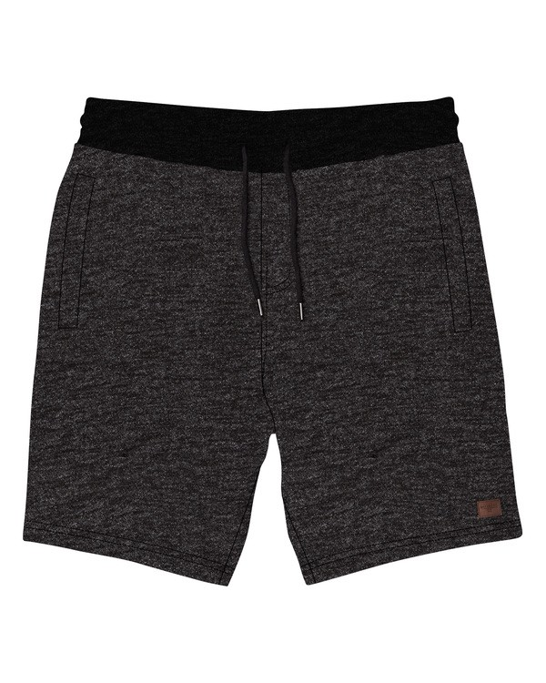 0 Balance Shorts Black M250TBBS Billabong