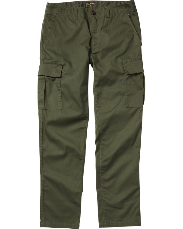 0 Decoy Cargo Pants  M318SBDE Billabong