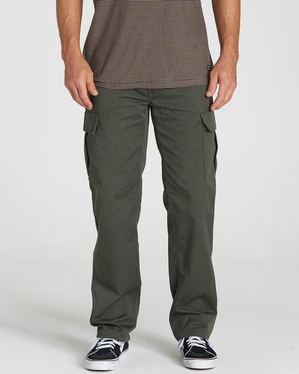0 Decoy Cargo Pants  M318SBDE Billabong