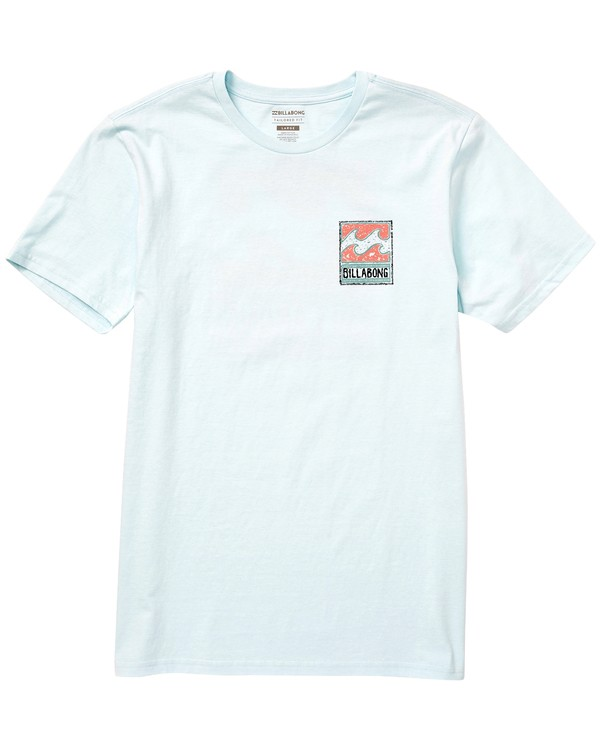 0 Dream Tee Blue M401NBDM Billabong