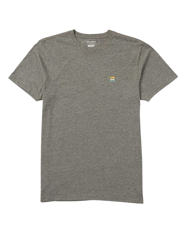 0 Free 73 Tee Shirt Grey M401SBFR Billabong