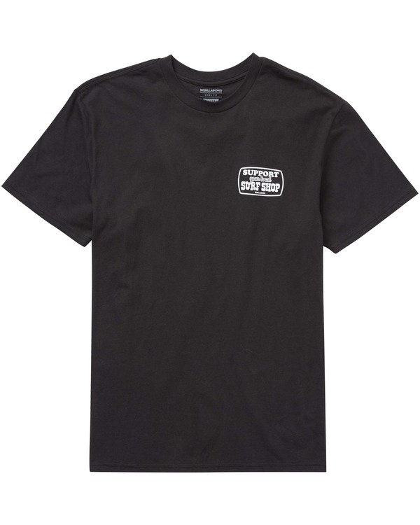 0 Support Tee  M404PBSU Billabong
