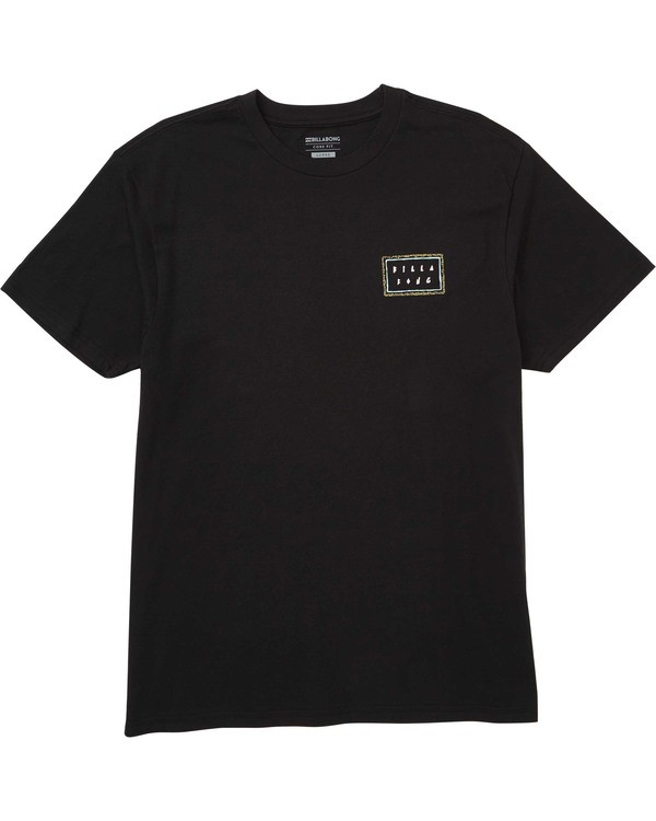 0 Nairobi Tee Black M404TBNA Billabong