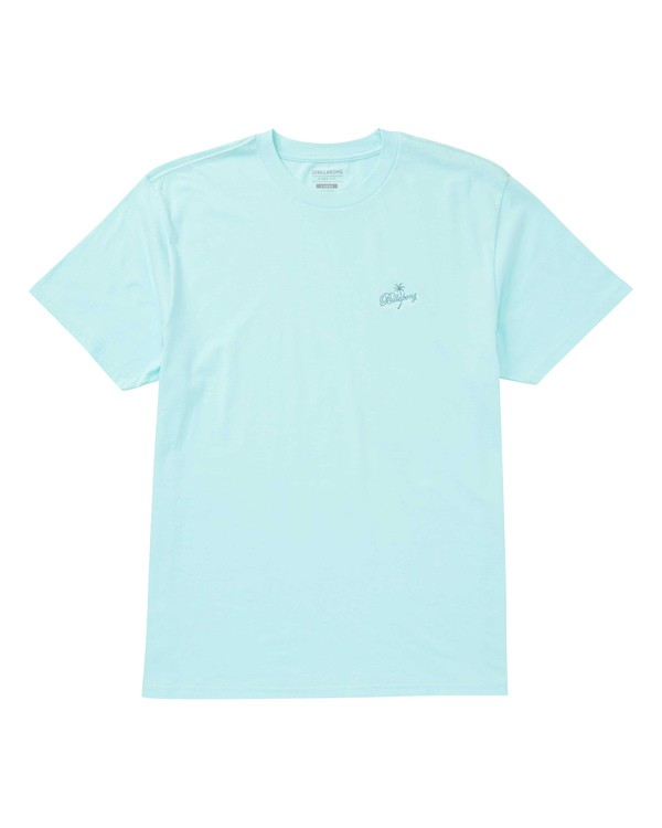 0 Palma Tee Green M404TBPA Billabong