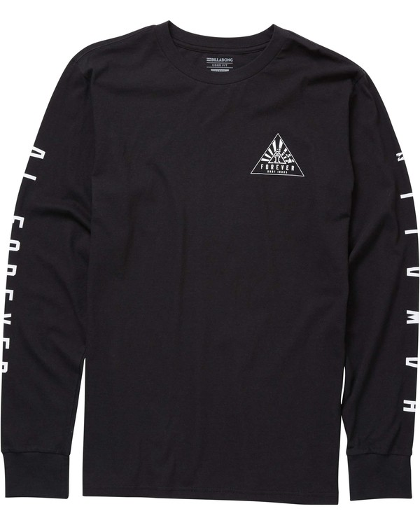 0 Ai Forever Long Sleeve Tee  M405NBAF Billabong
