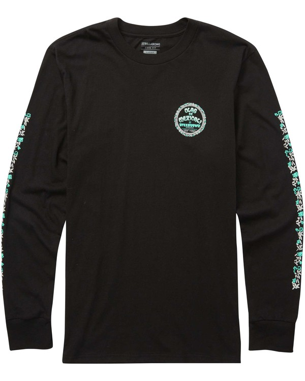 0 Mexicali Long Sleeve Tee  M405QBMX Billabong