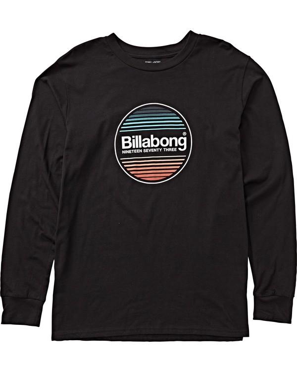 0 ATLANTIC Black M405SALB Billabong