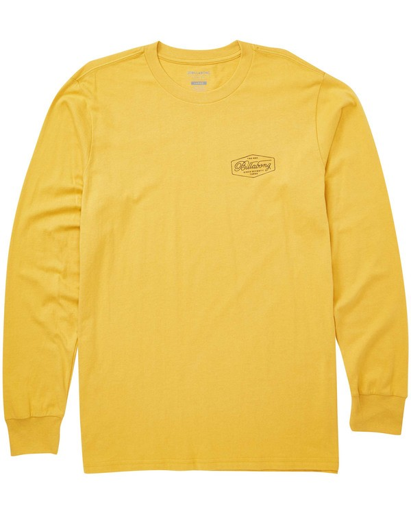 0 Trademark Long Sleeve Tee  M405TBTM Billabong