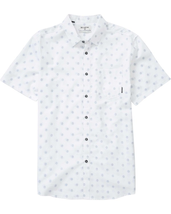 0 Cruisin Short Sleeve Shirt  M502LCRU Billabong