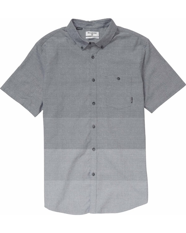 0 Faderade Short Sleeve Shirt  M505NBFA Billabong
