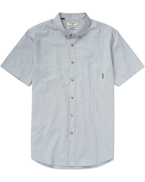0 Jetson Short Sleeve Shirt  M507KJET Billabong