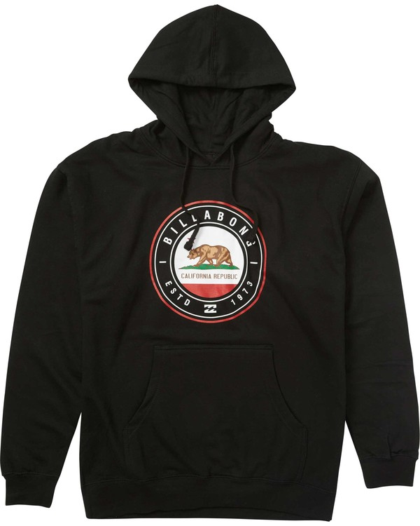 0 Native Rotor Hoodie  M640LNAT Billabong