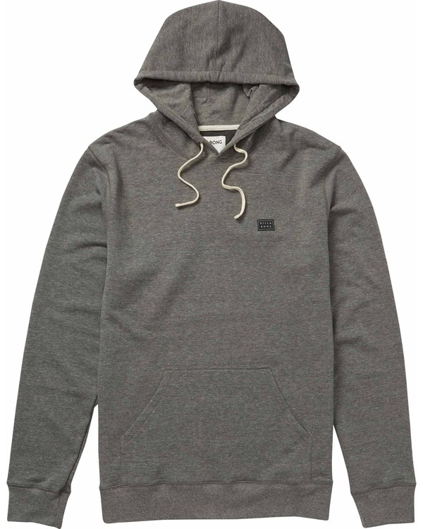 0 All Day Pullover Hoodie  M640NBAP Billabong