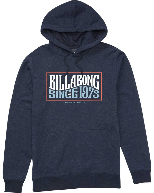0 Wave Days Pullover Hoodie  M640QBWD Billabong