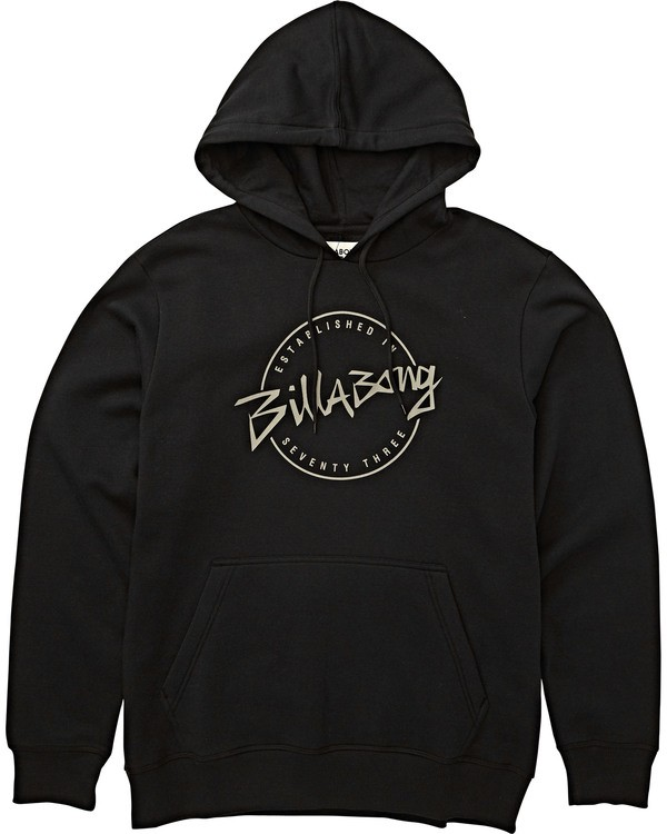 0 Eighty Six Hoodie Black M640TESE Billabong