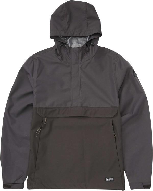0 Boundary Shell Jacket Black M704TBBS Billabong