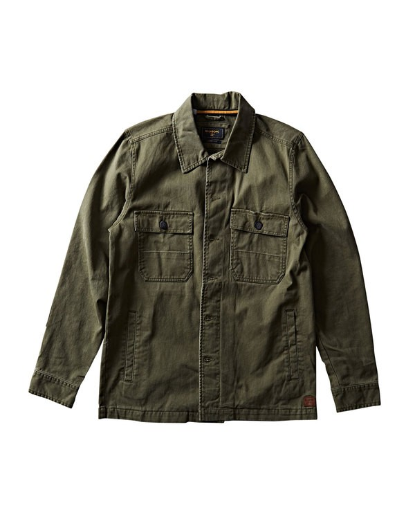 0 Collins Jacket  M709QBCO Billabong