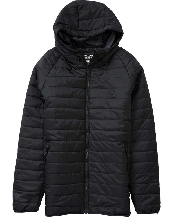 0 Kodiak Puffer Jacket  M710LKOD Billabong