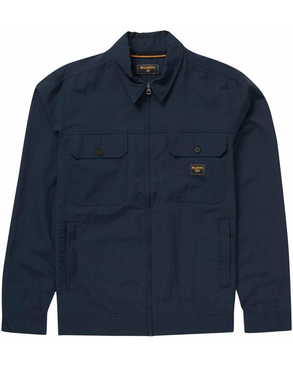 0 Barlow Nylon Jacket  M710NBBN Billabong