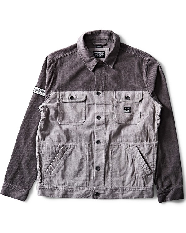 0 The Cord Jacket  M712QBTC Billabong
