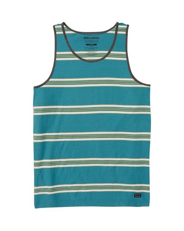0 Die Cut Stripe Tank  M900NBDT Billabong