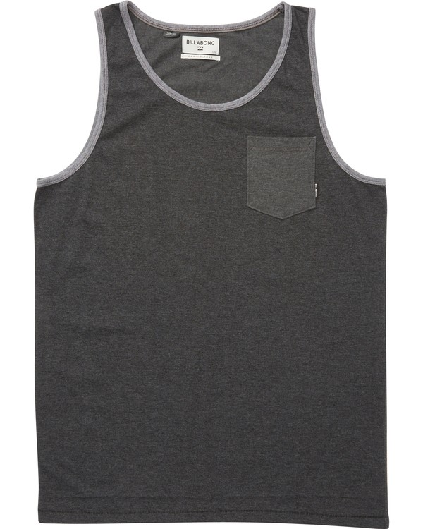 0 Zenith Tank Grey M901JZET Billabong