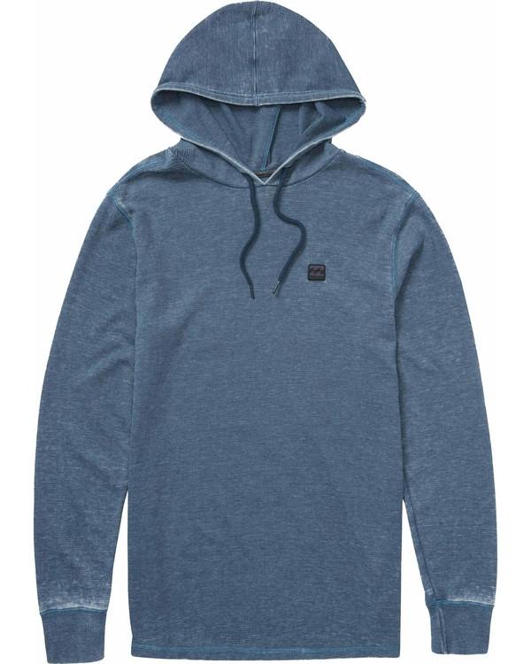 0 Keystone Pullover Hoodie Blue M901LKEY Billabong