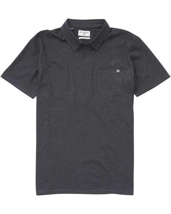 0 Standard Issue Polo Shirt  M915JSTA Billabong