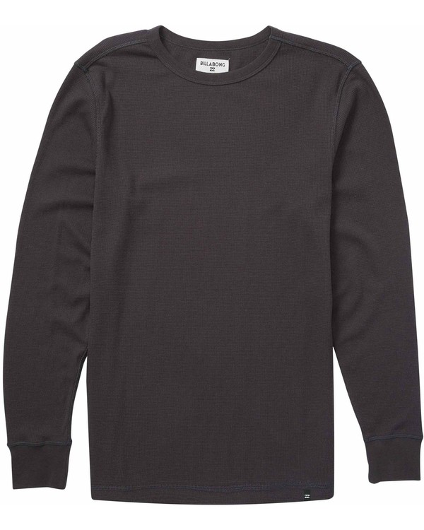 0 Essential Long Sleeve Thermal Tee  M916LEST Billabong