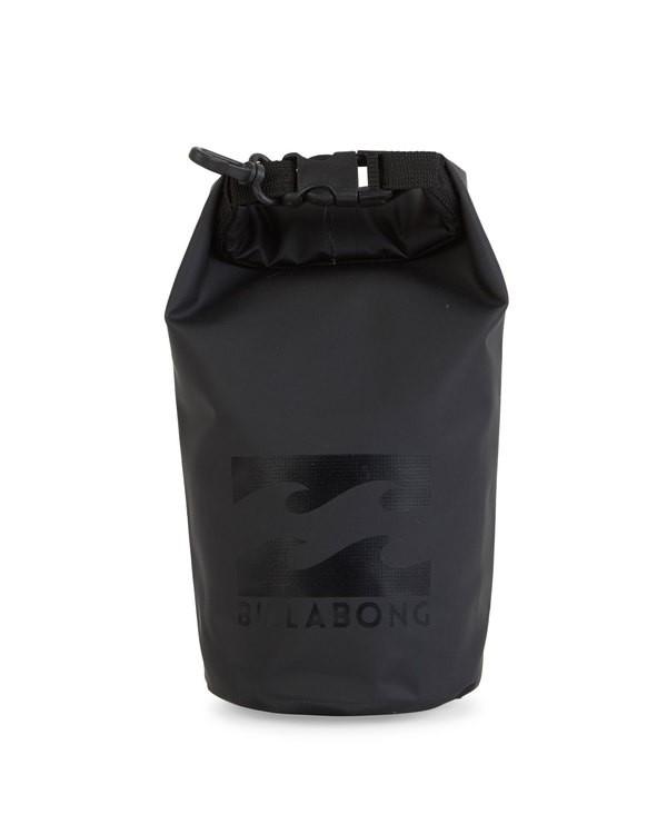 0 All Day Small Stash Bag Black MABGTBSM Billabong