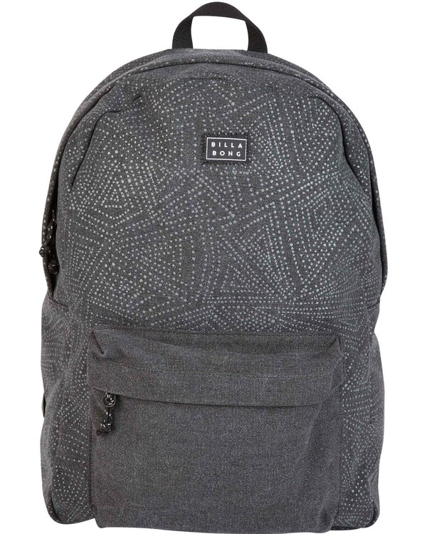 0 ALL DAY CANVAS Black MABKPBAD Billabong