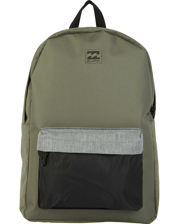 0 All Day Backpack Camo MABKQBAD Billabong