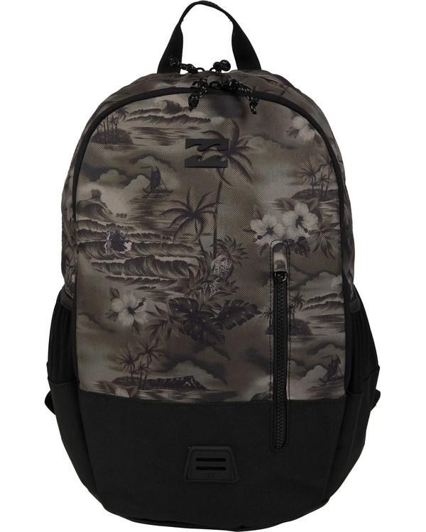 0 Command Lite Backpack Brown MABKQBCL Billabong