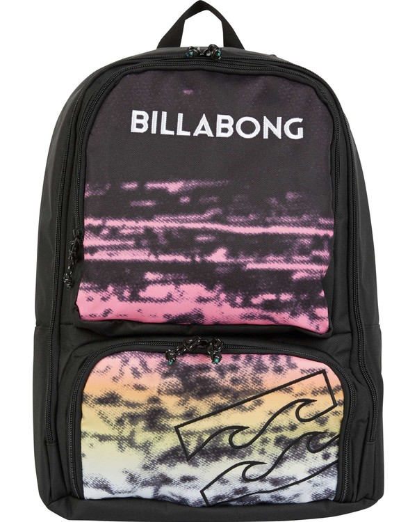0 Juggernaught Backpack Black MABKQBJU Billabong