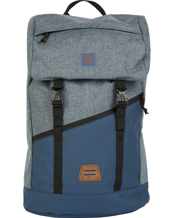 0 Track Pack Backpack Blue MABKQBTR Billabong
