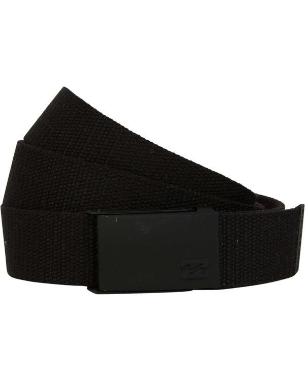 0 Cog Belt Black MABLGCOG Billabong