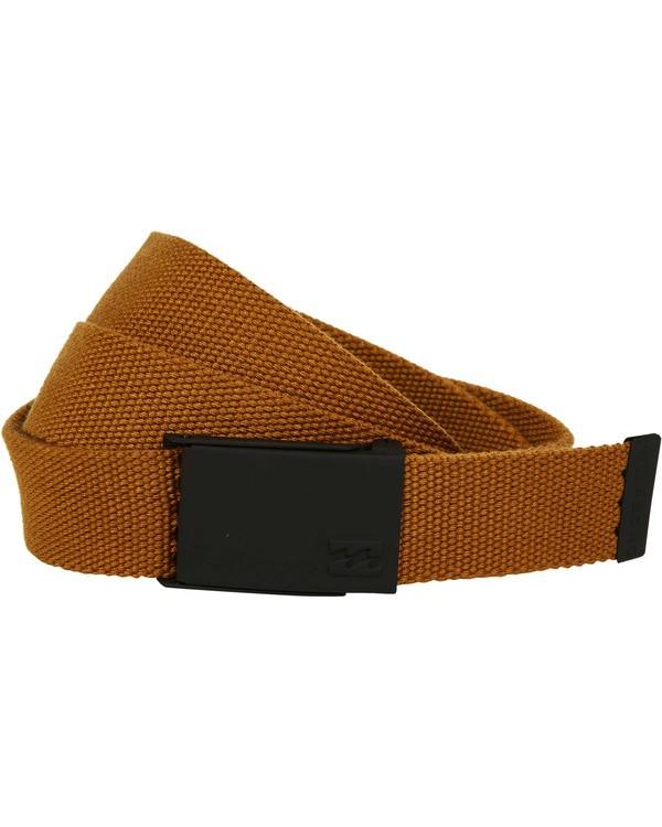 0 Cog Belt Brown MABLGCOG Billabong
