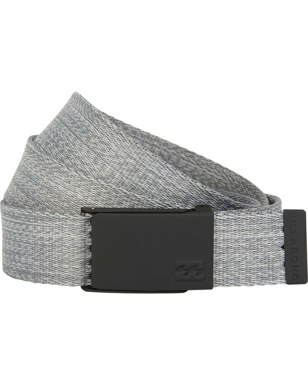 0 Cog Belt Grey MABLGCOG Billabong