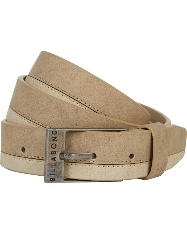 0 Dimension Belt Beige MABLNBDB Billabong