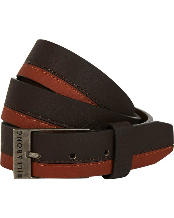 0 Dimension Belt Brown MABLNBDB Billabong