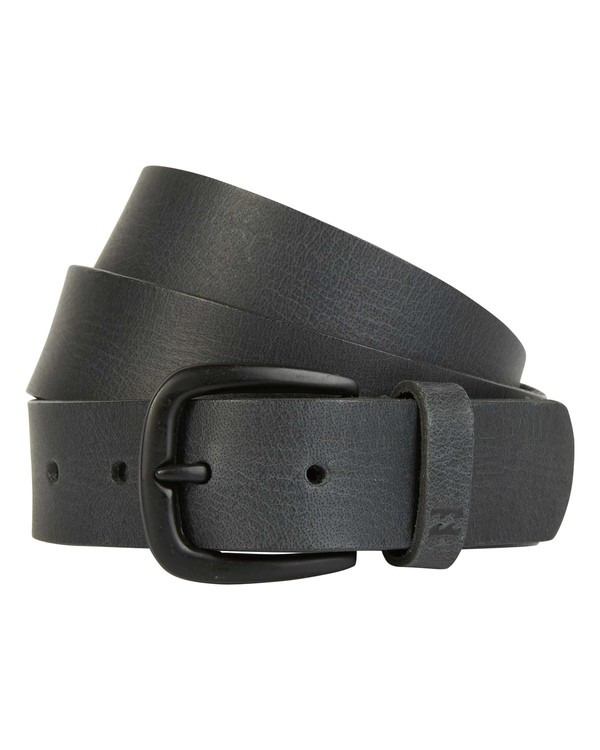 0 All Day Leather Belt  MABLQBLE Billabong