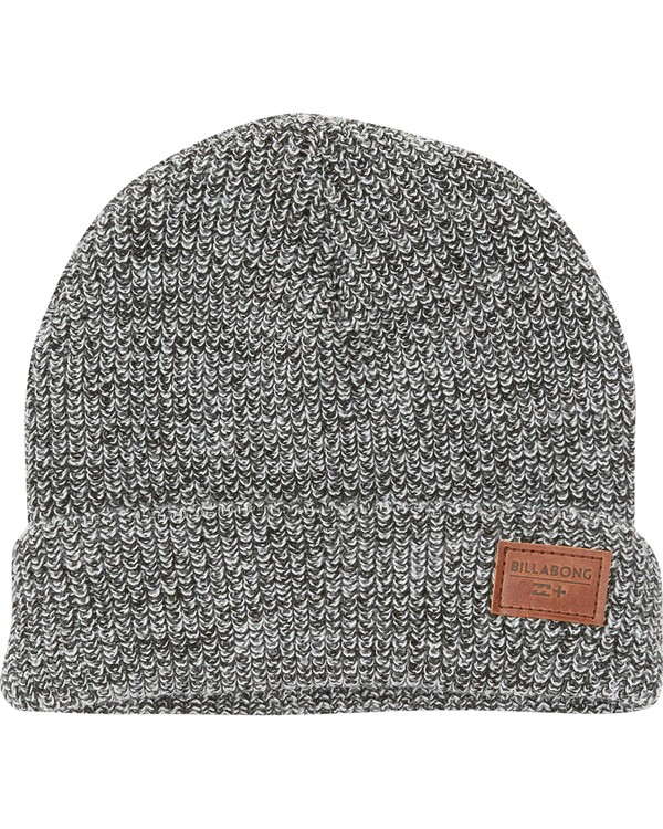 0 Broke Beanie Black MABNQBBR Billabong