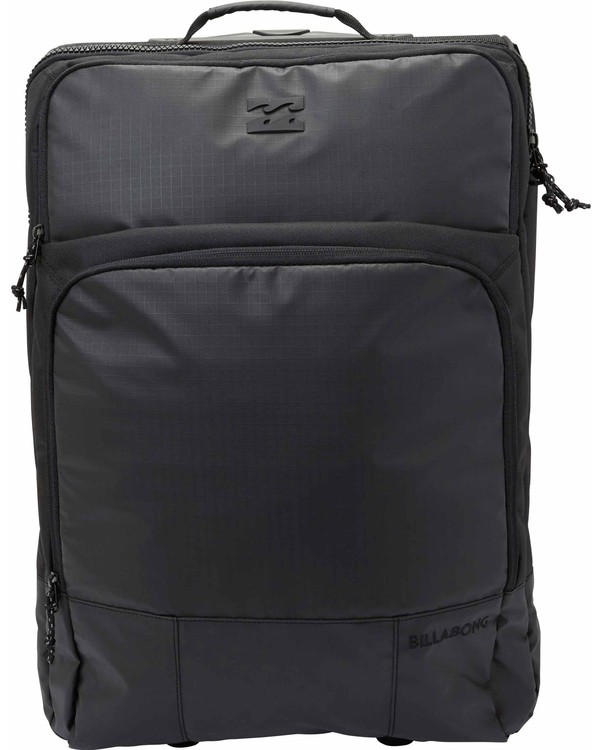 0 Booster Carry On Travel Bag Grey MADFLBCO Billabong