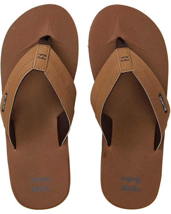 0 All Day Impact Sandals Yellow MAFTAADI Billabong