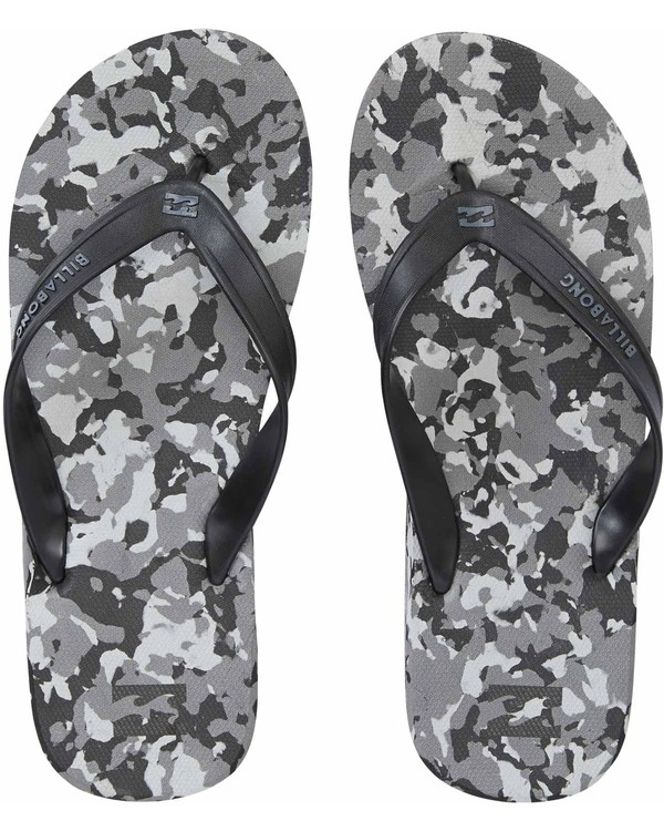 0 All Day Solid Sandals Black MAFTAALD Billabong