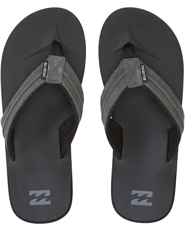 0 All Day Impact Lux Sandals Black MAFTEADL Billabong